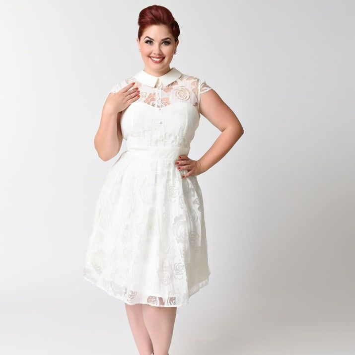 1afc502b97b 27 Wedding Dresses You Didn t Know You Could Get At Zappos   weddingdresseszappos