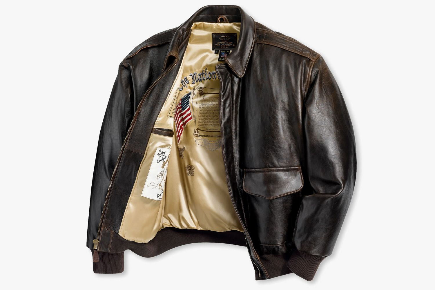 Leather jacket history - Cheap online clothing stores ...