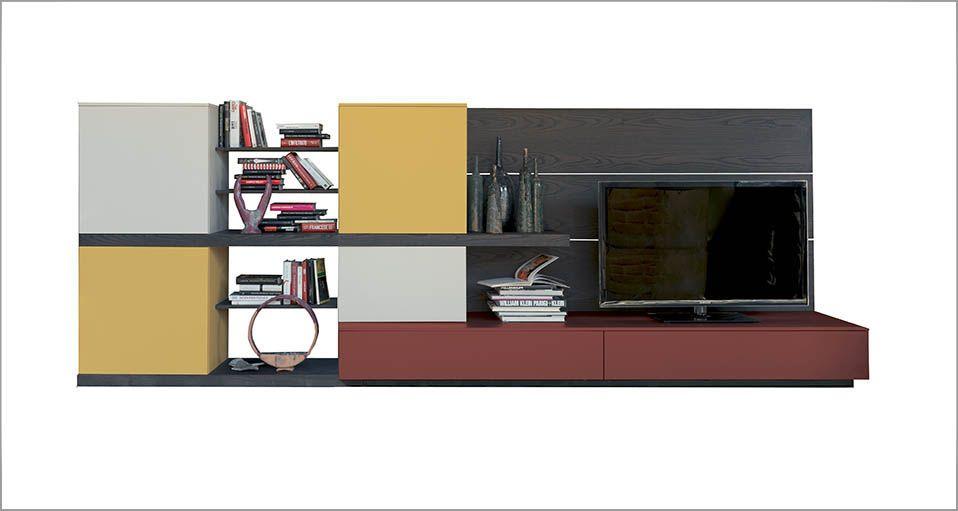Stunning Mobili Contenitori Soggiorno Photos - Home Design ...