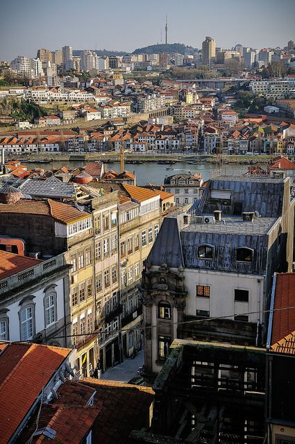 Miradouro da Vitória no Porto www.webook.pt #webookporto #porto #bestviews