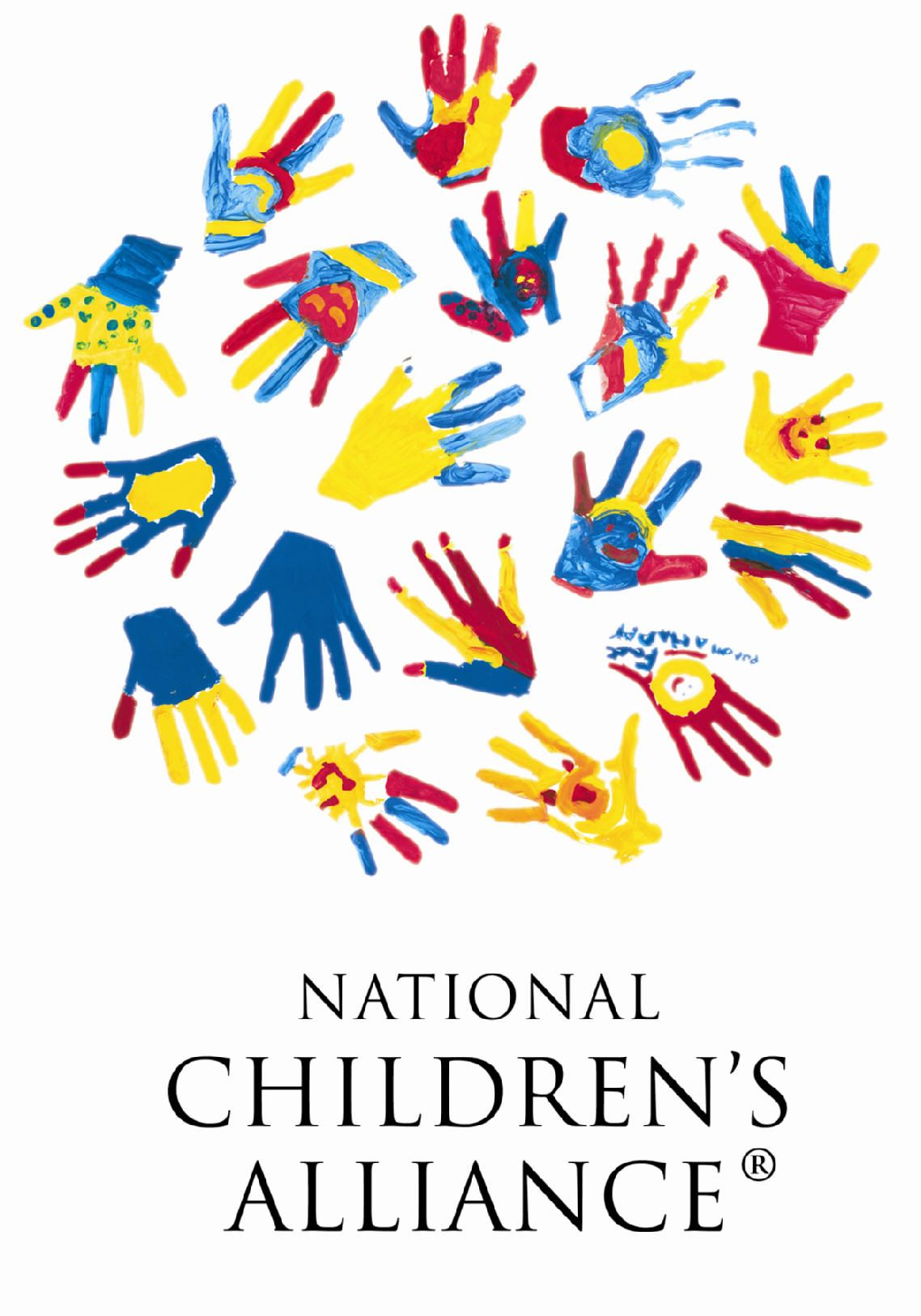 Image result for National Child alliance member logo