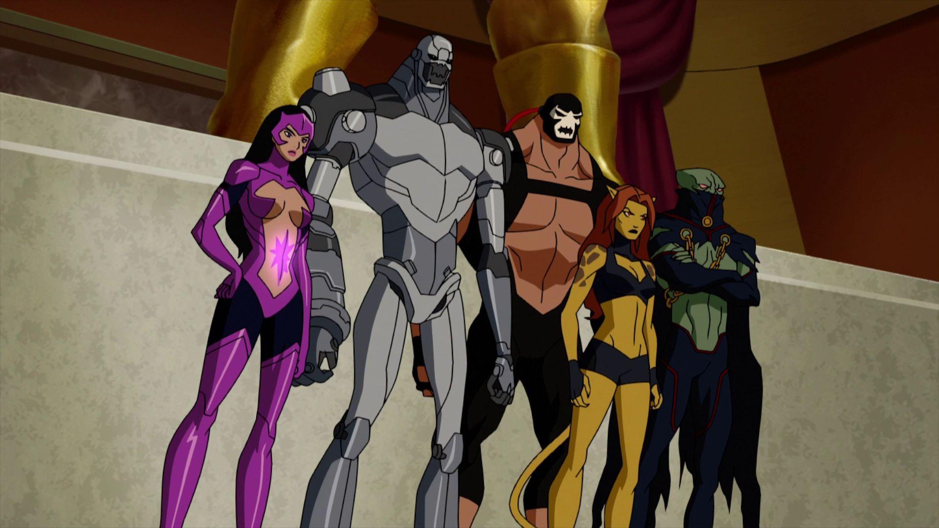 Animated Cheetah Wallpaper cartoon justice league: doom bane cheetah wallpaper