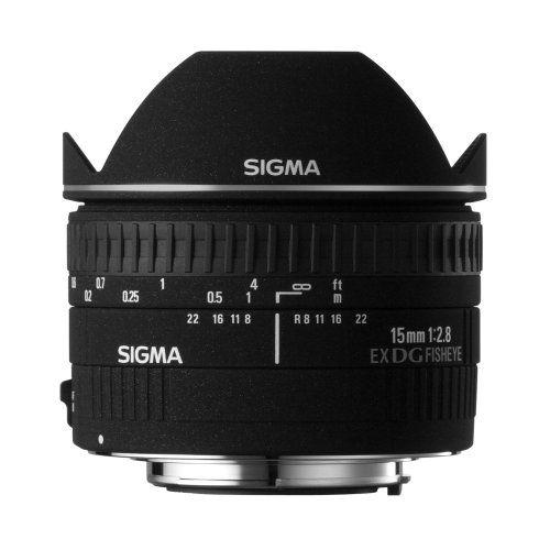 Sigma 15mm F 2 8 Ex Dg Diagonal Fisheye Lens For Minolta And Sony Slr Cameras 609 00 Featured Sigma 15mm F 2 Fish Eye Lens Nikon Slr Camera Canon Lens