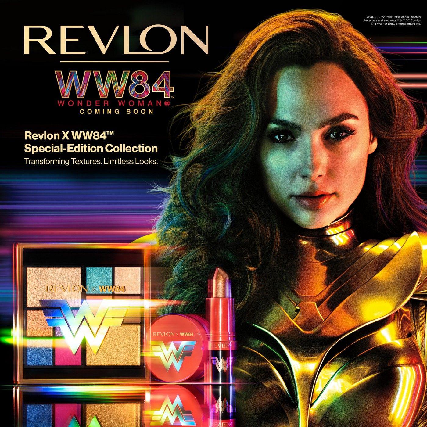 Revlon X Wonder Woman 84 Transforming Eye Powders - Turquoise/Purple - 0.028oz #Sponsored #Transforming, #ad, #Eye, #Revlon