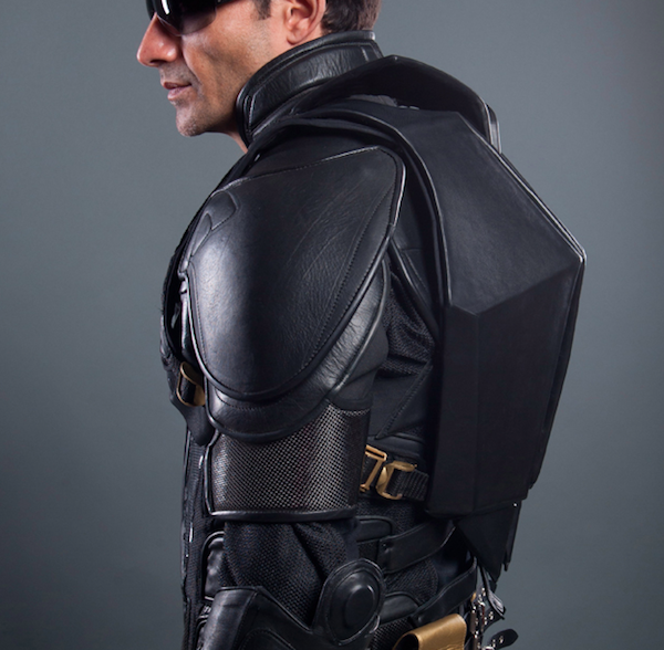 Awesome Batman Armor Backpack | Stay away | Pinterest | Batman ...