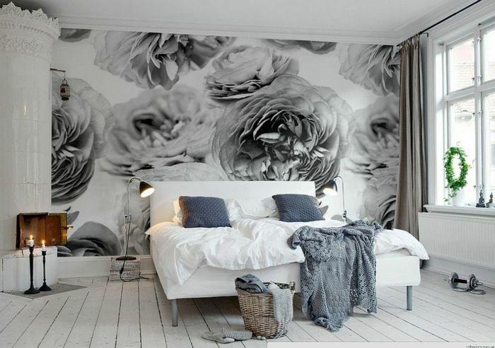 1001 ideen f r skandinavische schlafzimmer einrichtung und gestaltung traumhaftes. Black Bedroom Furniture Sets. Home Design Ideas