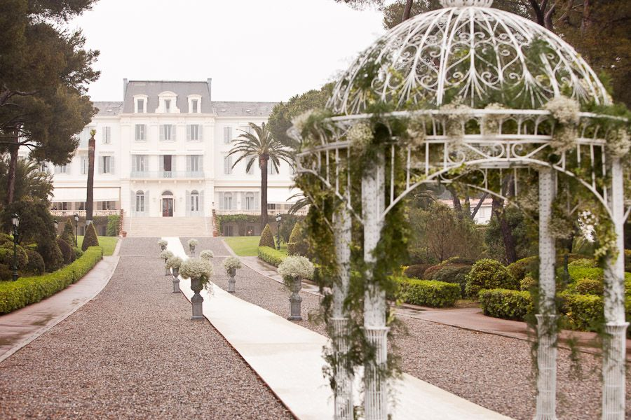 Real Wedding Maria Anthony Hotel Du Cap Eden Roc Lavender Rose