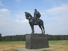 List of equestrian statues in the United States