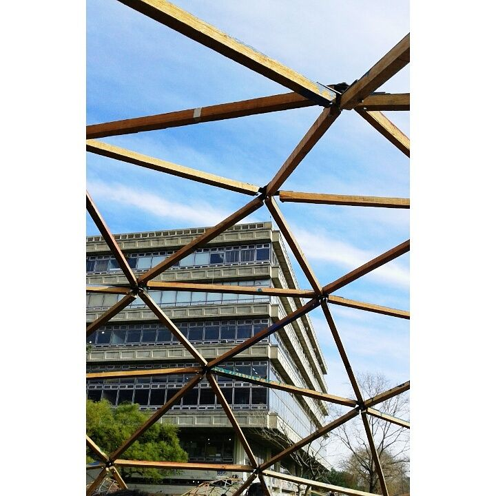 Facultad de Arquitectura, Diseño y Urbanismo / Geodesica