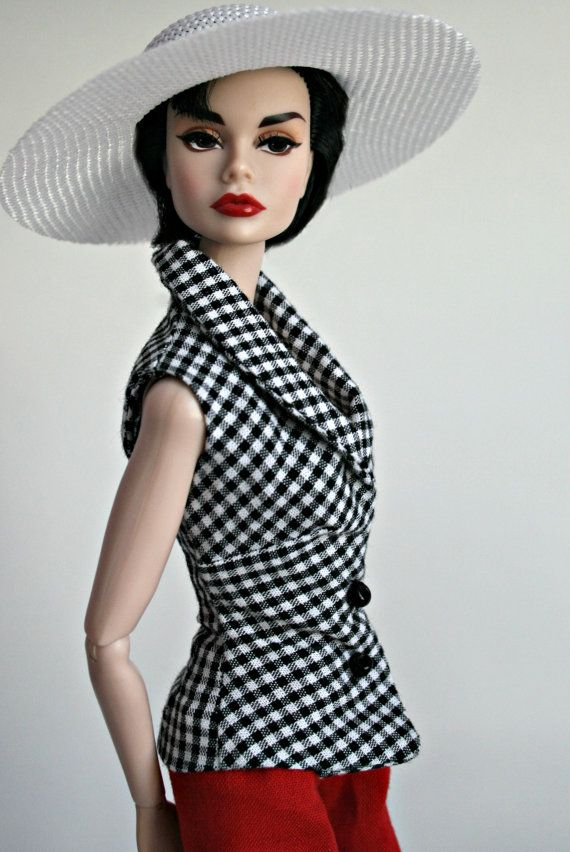 Summer Outfit by Chic Barbie Designs on Etsy