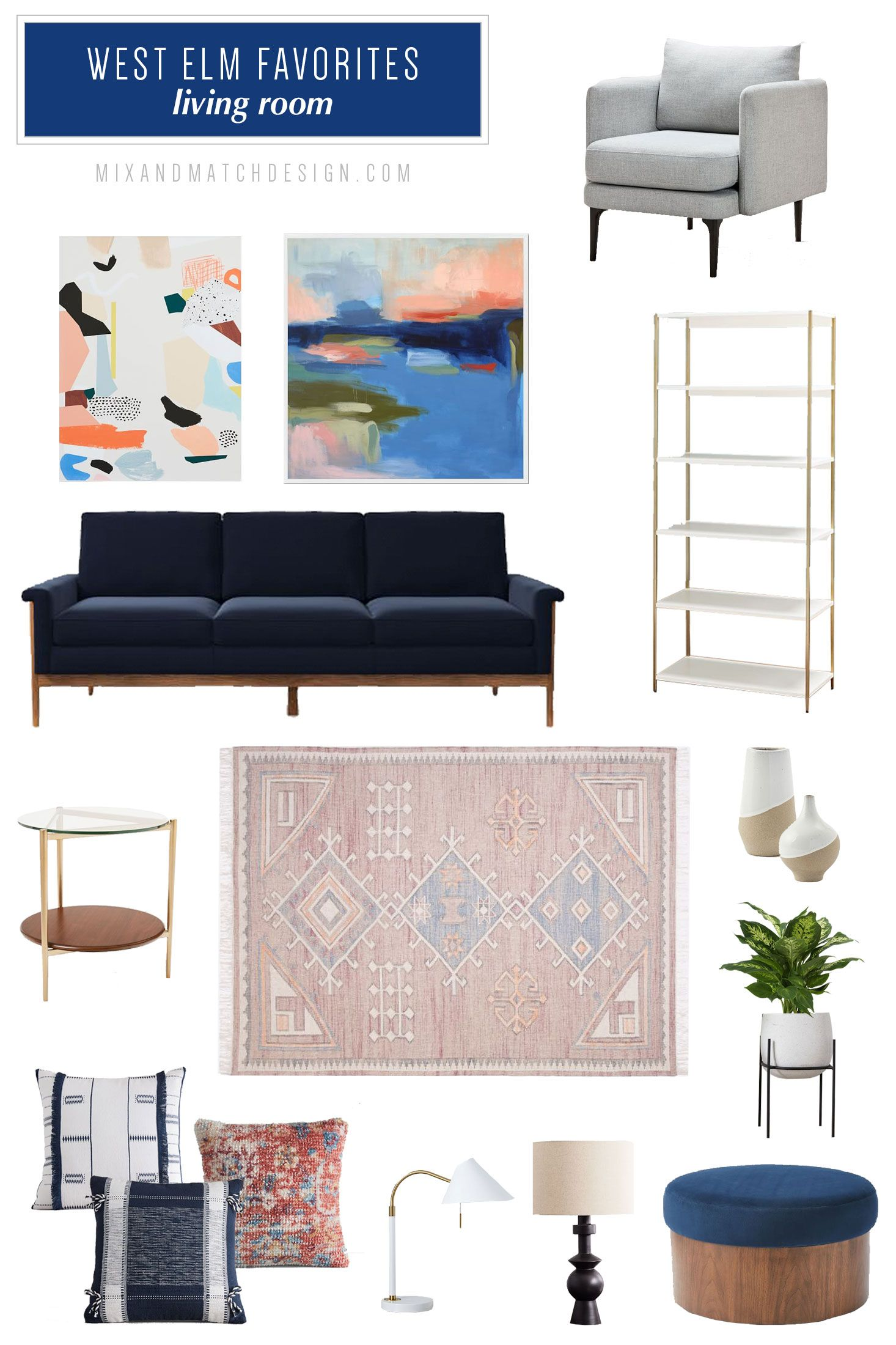 A Roundup Of The Furniture And Decor That Caught My Eye Recently At West  Elm. If Youu0027re Looking For Recommendations For Mid Century Modern,  Industrial, ...