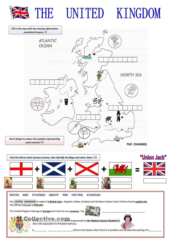 The United Kingdom … Lingua inglese, Inglese, Imparare