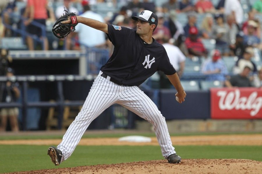 Yankees recall Richard Bleier to join bullpen = Friday afternoon, the New York Yankees announced that they recalled left-handed reliever Richard Bleier to add bullpen depth with expanded rosters. Earlier this season, Bleier got an extended look out of the Yankees bullpen in.....