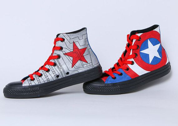 Converse, Painted shoes, Hand painted shoes