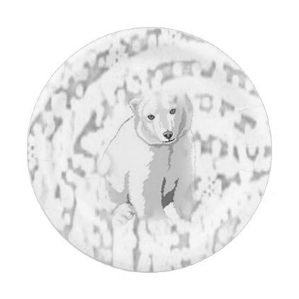 sc 1 st  Pinterest & Paper plates Polar Bear