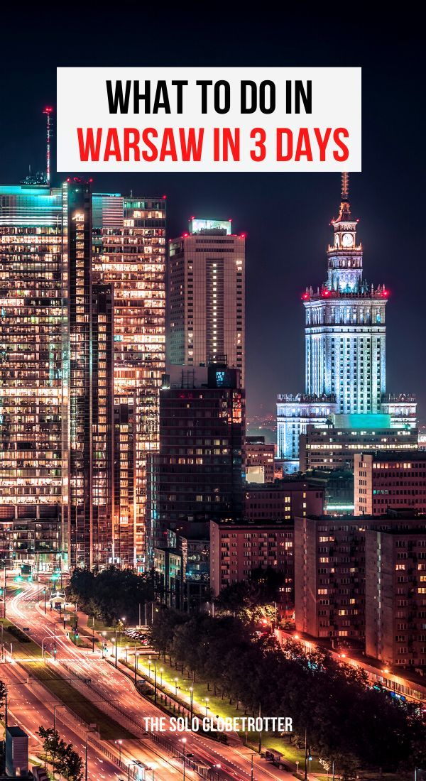 How to spend 3 days in Warsaw Poland. Check out this perfect Warsaw 3 days itinerary to know what to do in Warsaw in 3 days, including Warsaw ghetto, Warsaw photography, Warsaw old town, Warsaw uprising and more. Warsaw Itinerary for everyone! #polandtravel