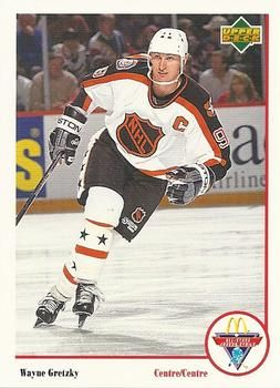 Wayne Gretzky Hockey Card Hockey Cards National Hockey League Hockey