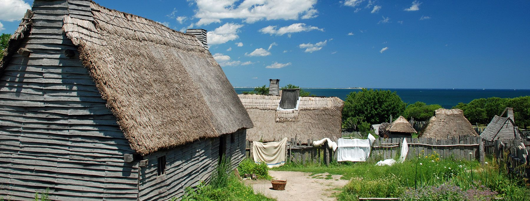 Plimoth Plantation History, Rare Animals and the
