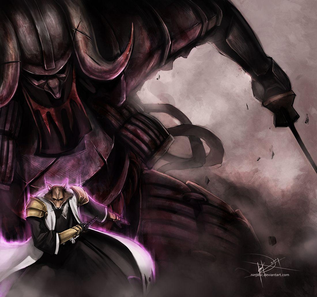 Sajin Komamura Bankai By Ninjatic