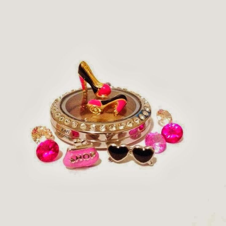 Oola Lockets: It's Friday!!  Perhaps you are spending your weekend on a shopping spree??