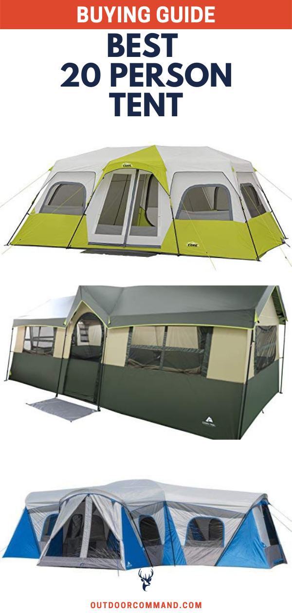 Best 20 Person Tent Family Tent Camping Tents Camping Glamping 20 Person Tent