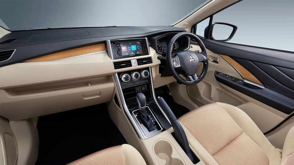 2020 Mitsubishi Expander Compact Cross Van Mitsubishi Interior