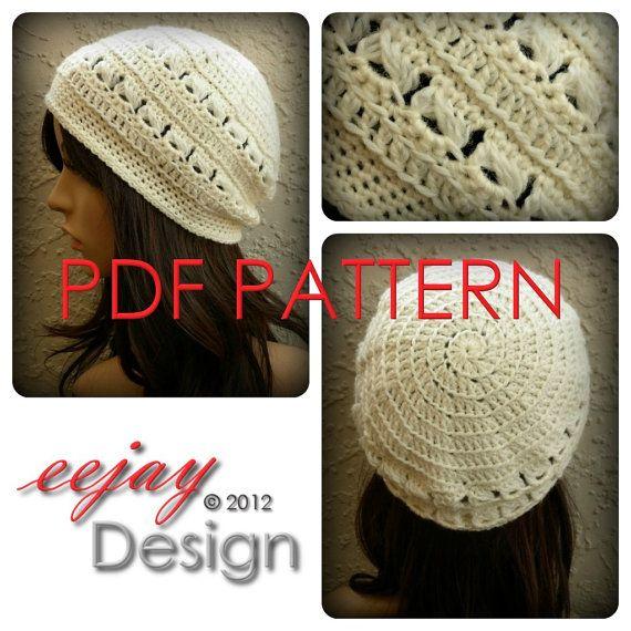 Pdf crochet hat pattern womens broomstick lace beanie by nz pdf crochet hat pattern womens broomstick lace beanie by nz designer dt1010fo