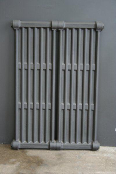 Radiateur fonte Antiquités et Matériaux anciens Frédéric MATT - Peindre Un Radiateur Electrique