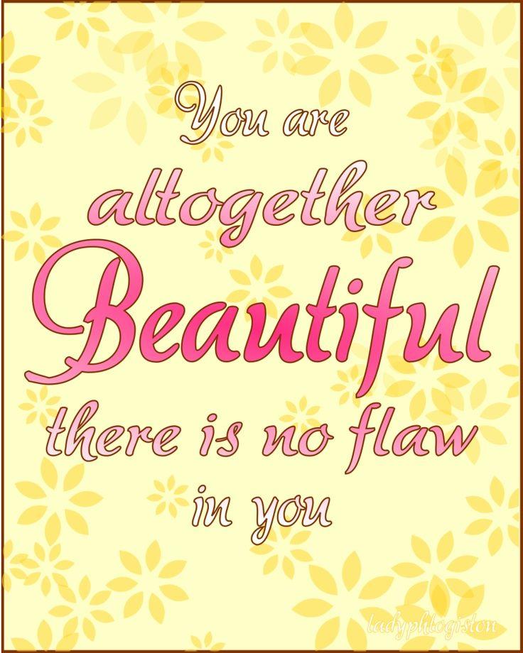 Altogether Beautiful