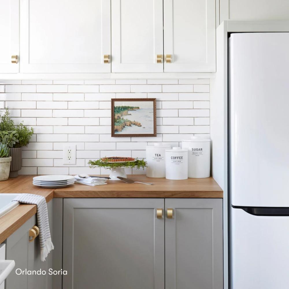 Two-Toned Kitchen Photos