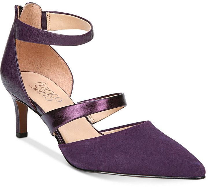 404aecfec62 Franco Sarto Davey Pointed-Toe Pumps - Pumps - Shoes - Macy s