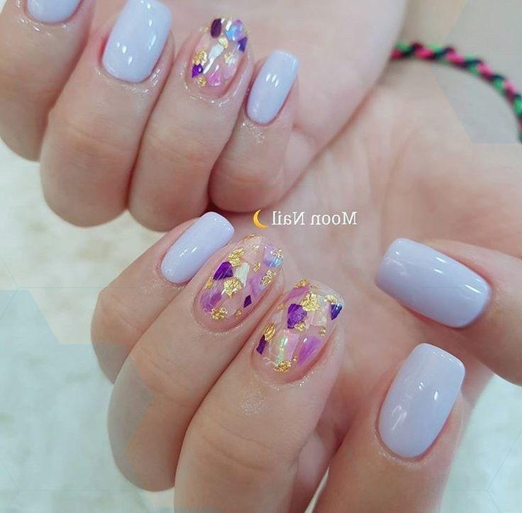 Korean Japanese nail art - Best Nail Art #koreannailart Korean Japanese nail art - Best Nail Art #koreannailart