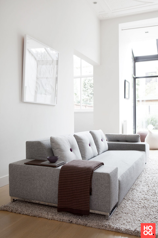 Luxe design meubel in moderne woonkamer | woonkamer ideeën | living ...