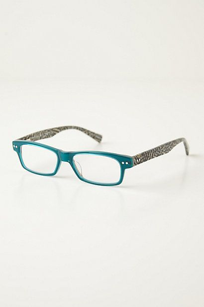 Eyebobs Tessellation Reading Glasses #anthropologie