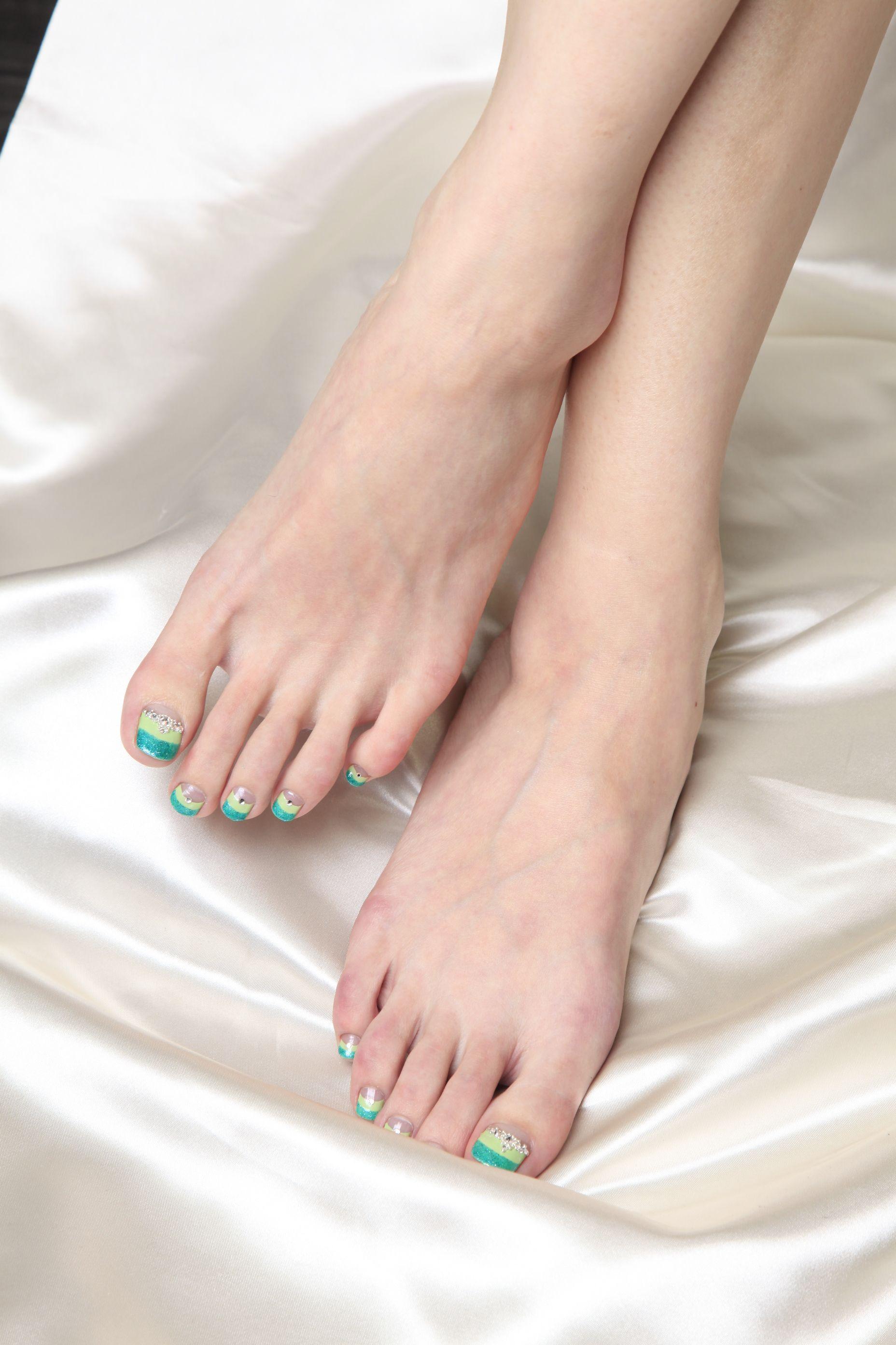Nail Art For Foot Nails Pinterest Feet Nails