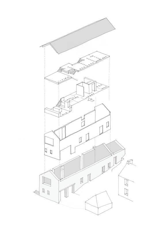 Reconversion du0027un moulin en maison de campagne au Royaume-Uni