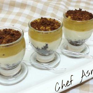 حلى كاسات تويكس على طريقتي أضيفت بواسطة شيف اسماء العلي الحلويات Desserts Food Recipes