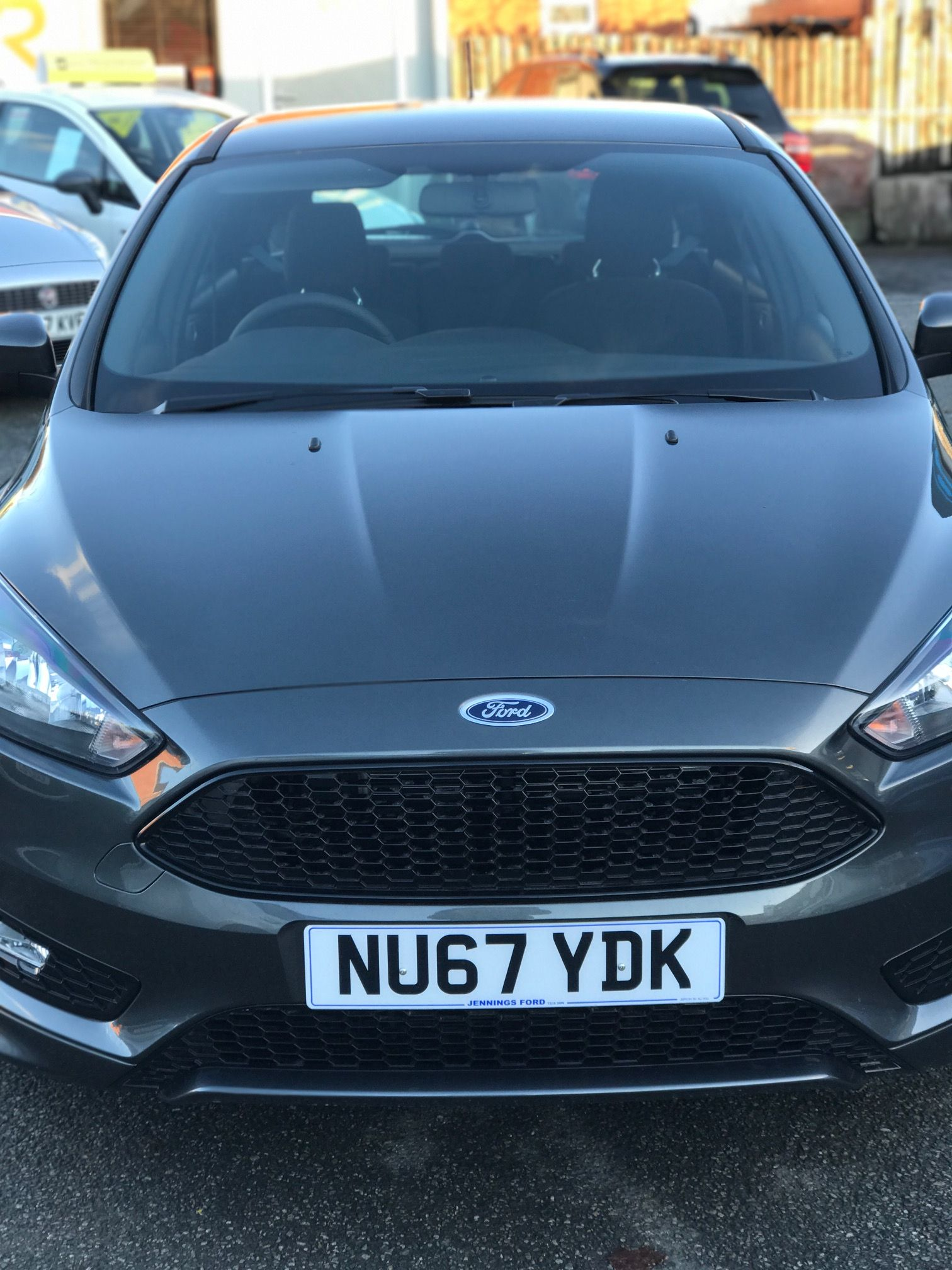 The Ford Focus leasing deal One of the many cars and