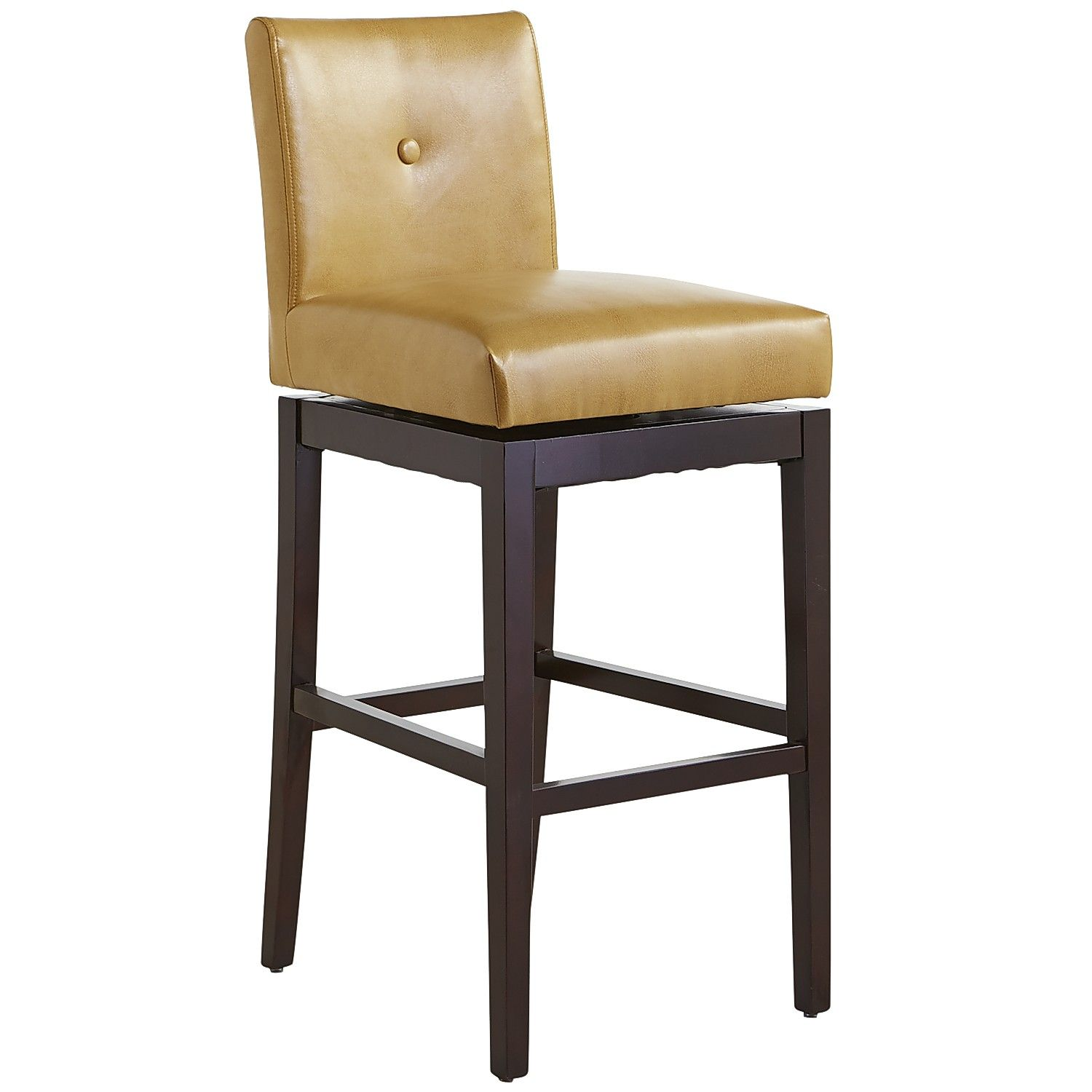 Mattie Low Back Swivel Bar Stool Sand Chairs Gt Table