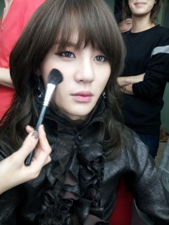 Jyj Junsu S Xia Female Disguise Has Fans Doing A Double Take Jyj Celebrities Boy Idols