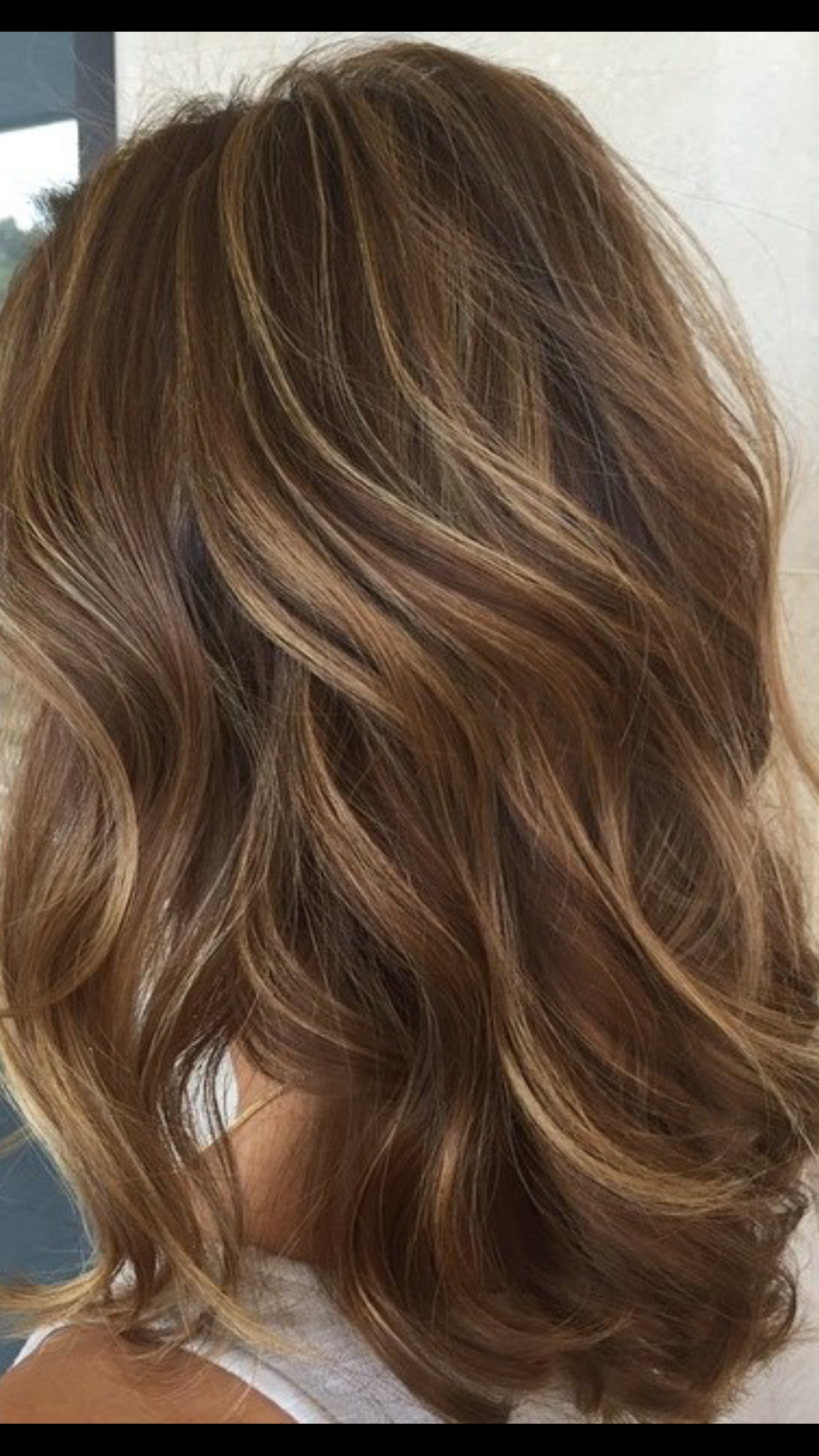 Light brown with highlights  Hairstyles in 2019  Hair, Brown blonde hair, Brown hair with