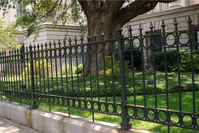 Wrought Iron Fences Wrought Iron Fences Iron Fence Fence Design
