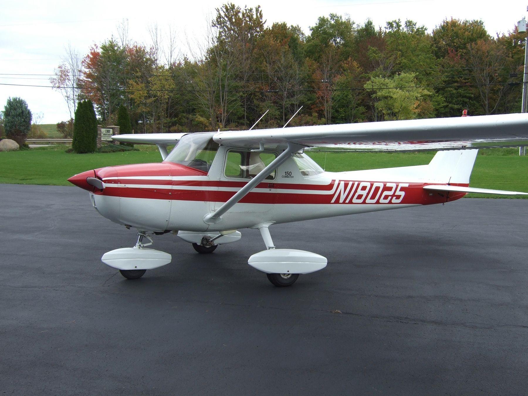 1972 Cessna 150L =>