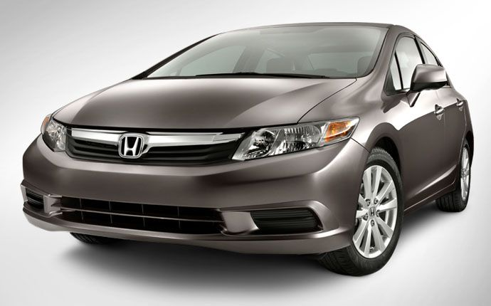 The 2012 Civic Is Every Bit As Comfortable Spacious And Sturdy As The Previous Generation But Is Pounds Lighter And That Car Finance Civic Sedan Car Buying