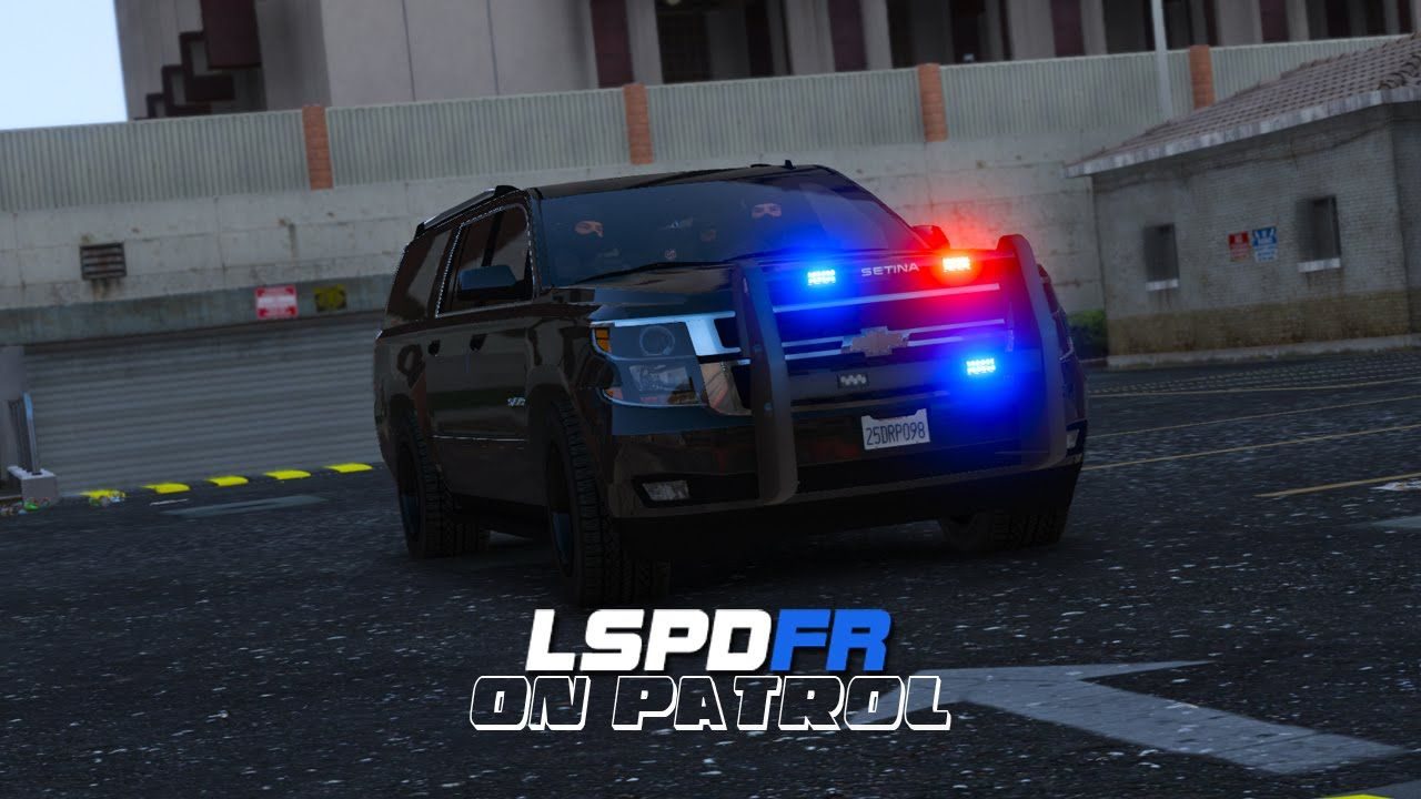 LSPDFR - Day 110 - SWAT Unmarked Suburban | LSPDFR