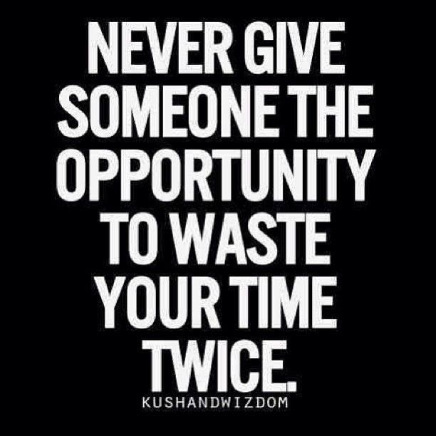 Wasting Time Quotes And Sayings