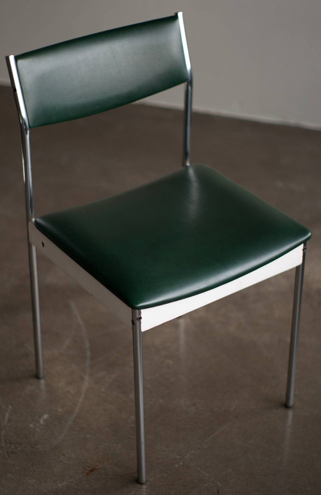 Set of Four Dutch Design 1970s Dining Chairs & Set of Four Dutch Design 1970s Dining Chairs | Dutch Dining chairs ...