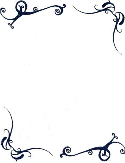 Como hacer margen para hojas blancas - Imagui | diplomas ...