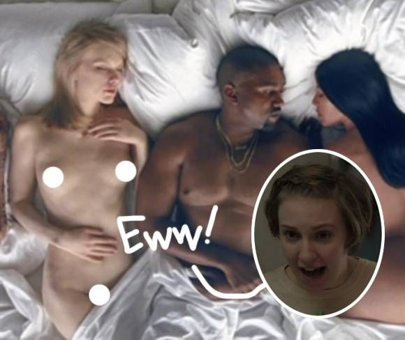 Lena Dunham Disgusted By Taylor Swifts Fake Naked Body In -7346