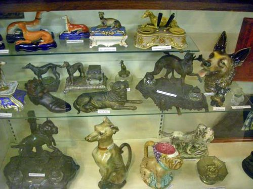 antique inkwells - Google Search